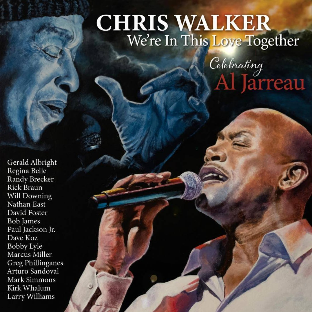 "Listen to ""We're In This Love Together"" by Chris Walker"