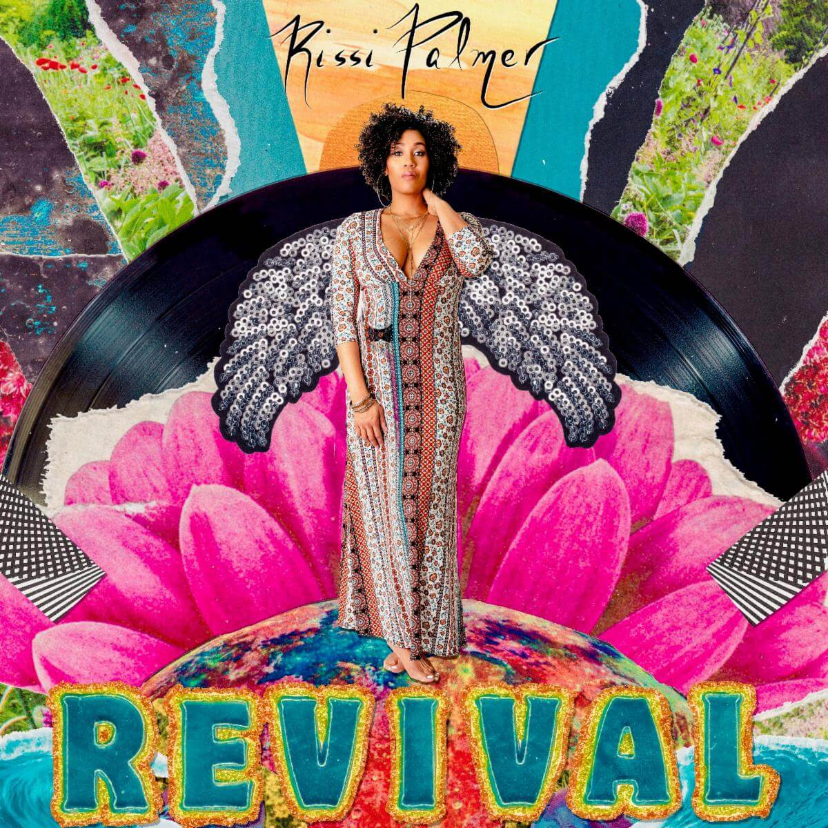 """Rissi Palmer Announces October Release for """"Revival"""""""
