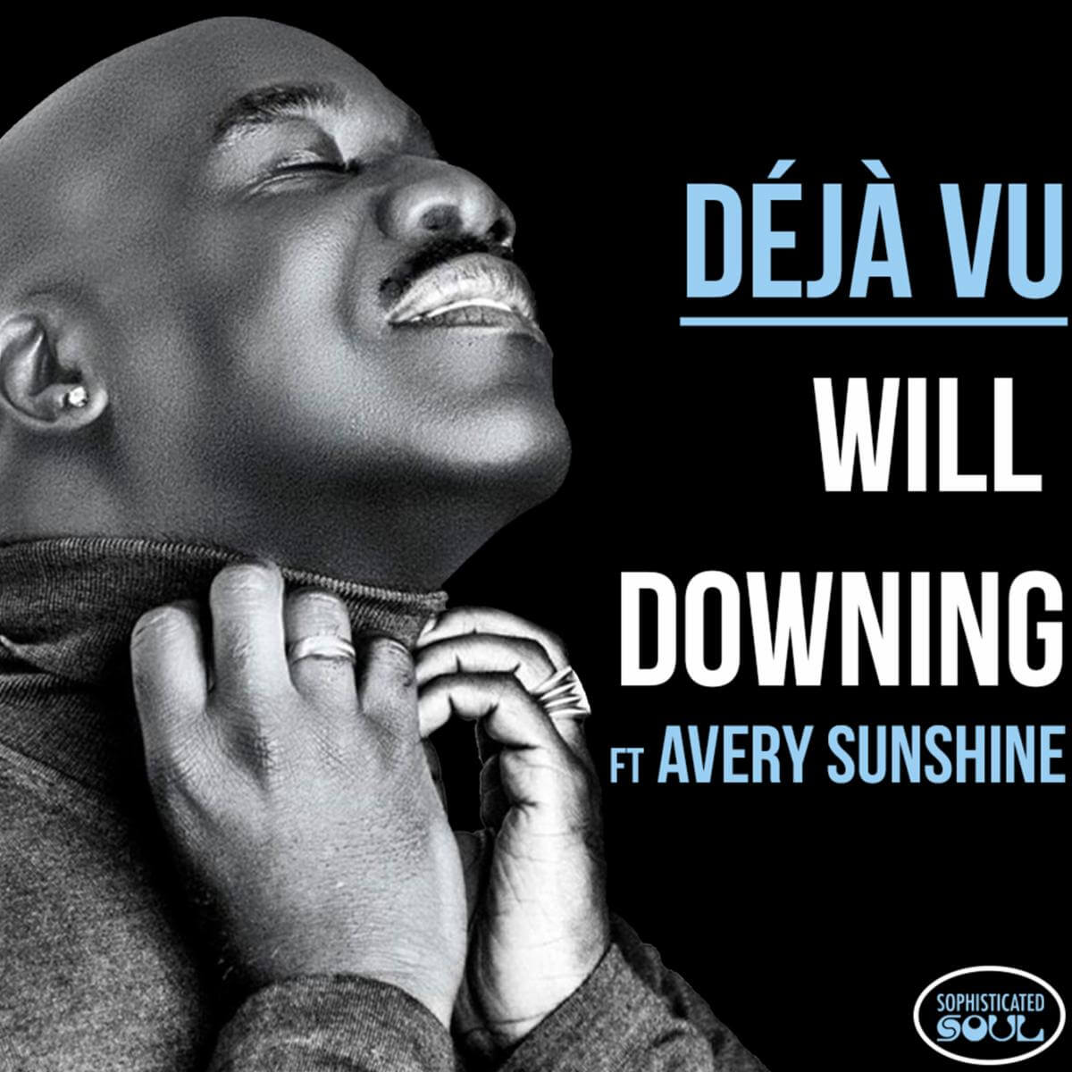 "Watch Lyric Video for ""Deja Vu' by Will Downing"