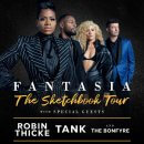 The Sketchbook Tour with Fantasia and Robin Thicke