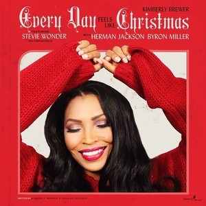 Listen to 'Every Day Feels Like Christmas' by Kimberly Brewer