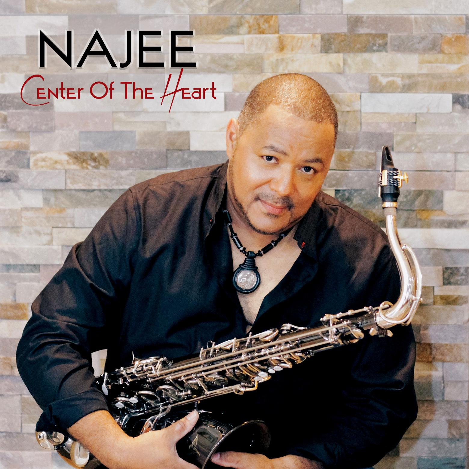 Review - 'Center of the Heart' by Najee