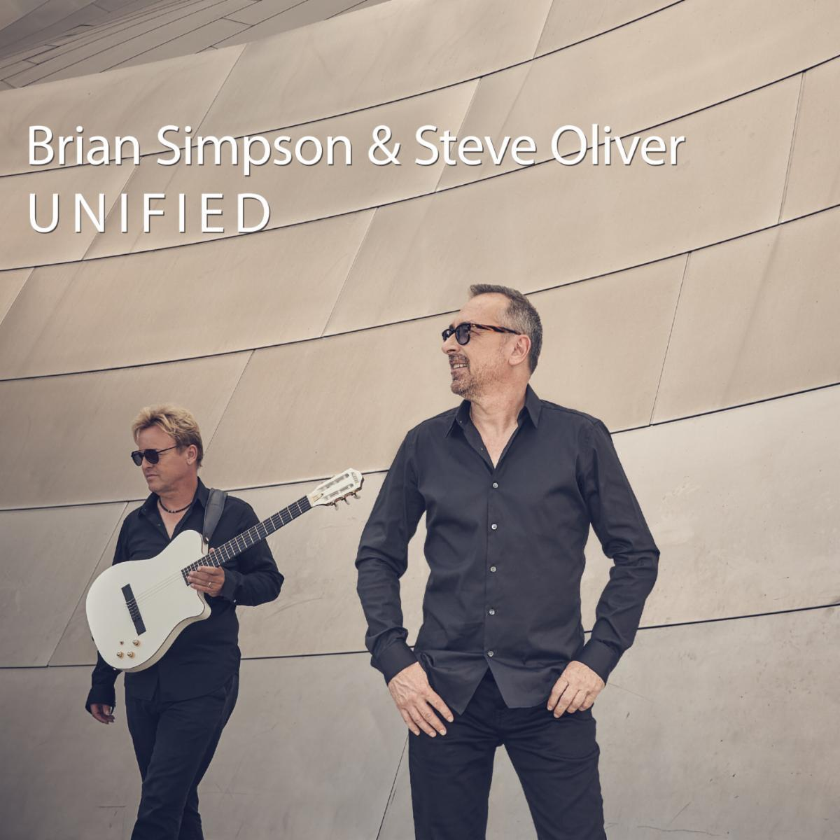"""Brian Simpson & Steve Oliver Announce """"Unified"""" for January"""