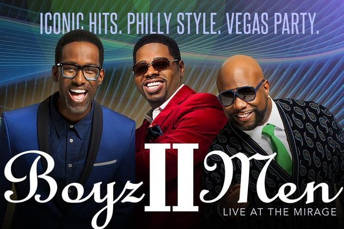 Boyz II Men Las Vegas Residency 2020