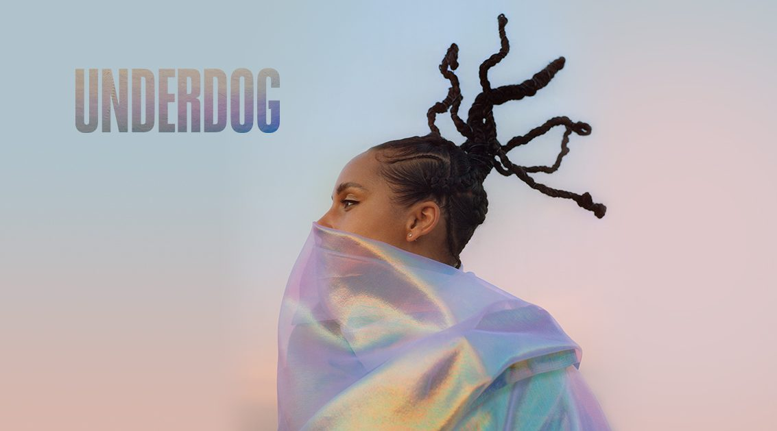 "Watch Music Video for 'Underdog"" by Alicia Keys"