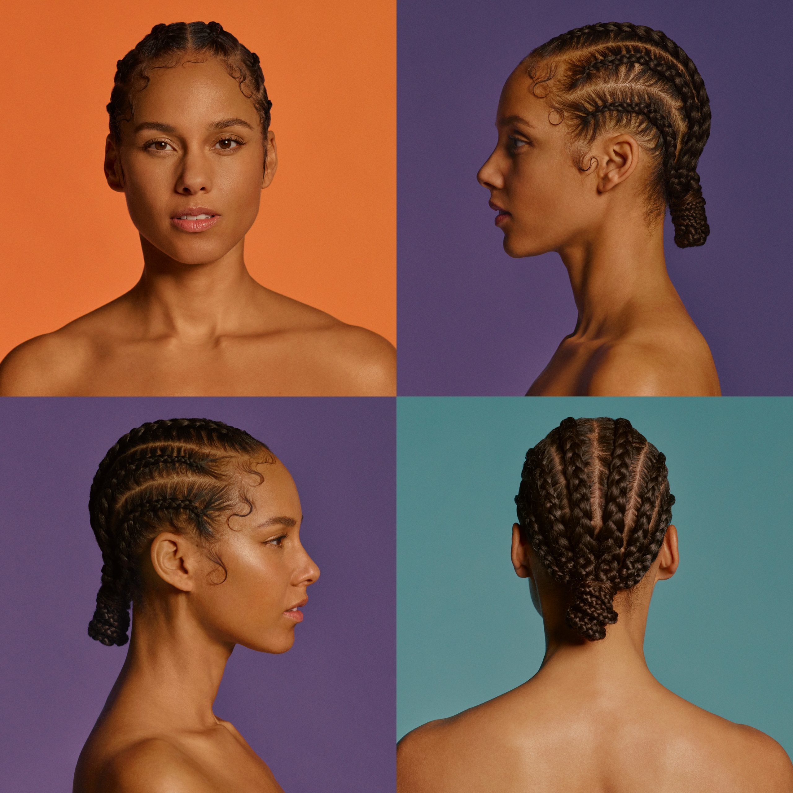 Alicia Keys seventh studio album ALICIA
