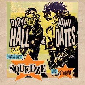 Daryl Hall & John Oates 2020 Summer Tour