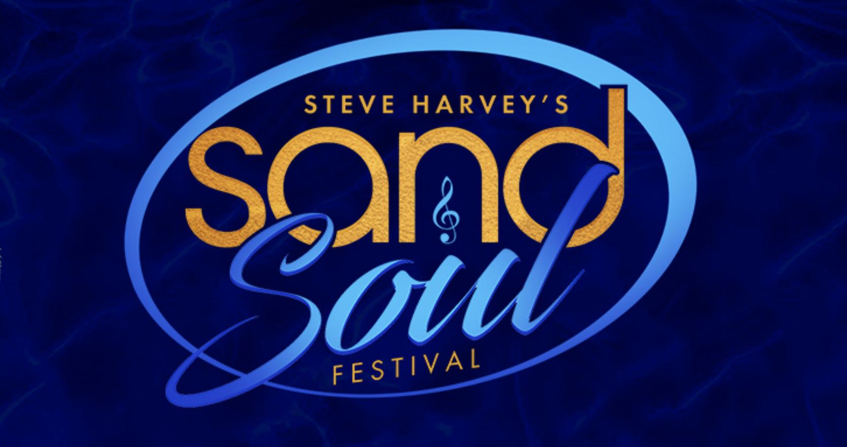 Steve Harvey Sand & Soul Festival 2020