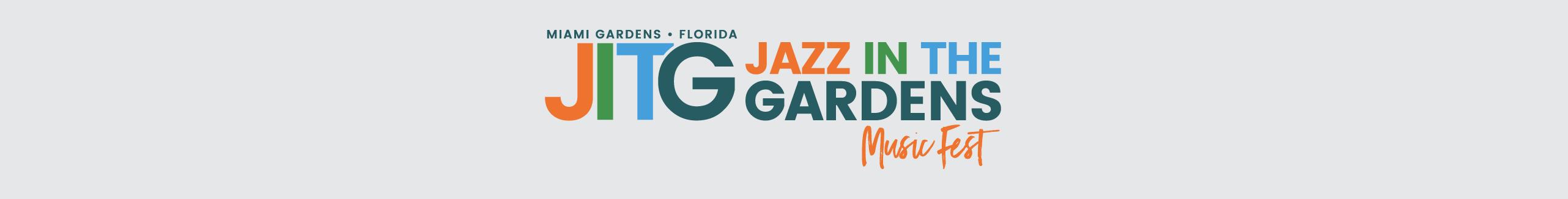 Jazz In The Gardens Music Fest 2020