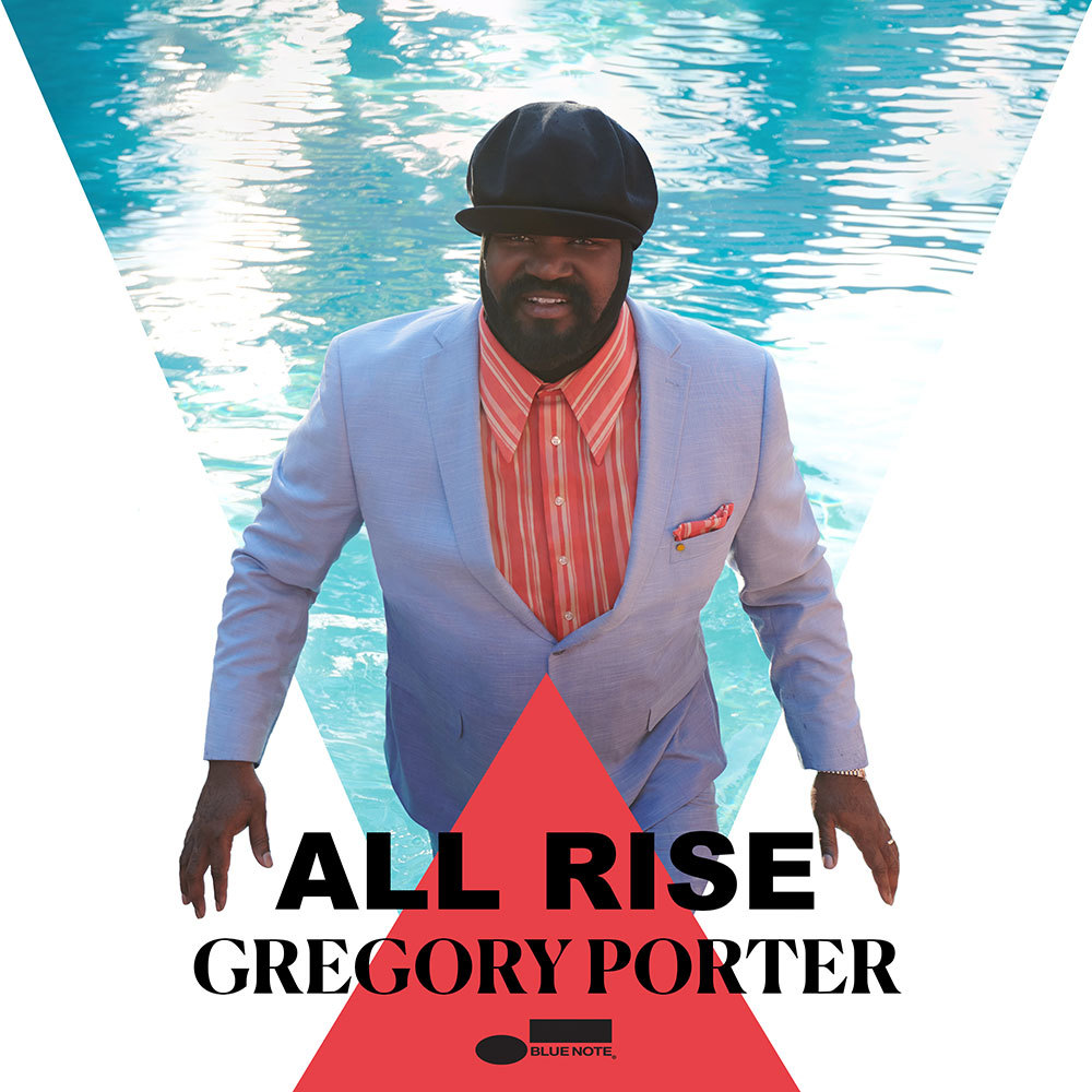 "Gregory Porter Announces Album 'All Rise"" for April 17"