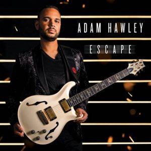"""Adam Hawley Announces New Album """"Escape"""" for Feb 28"""