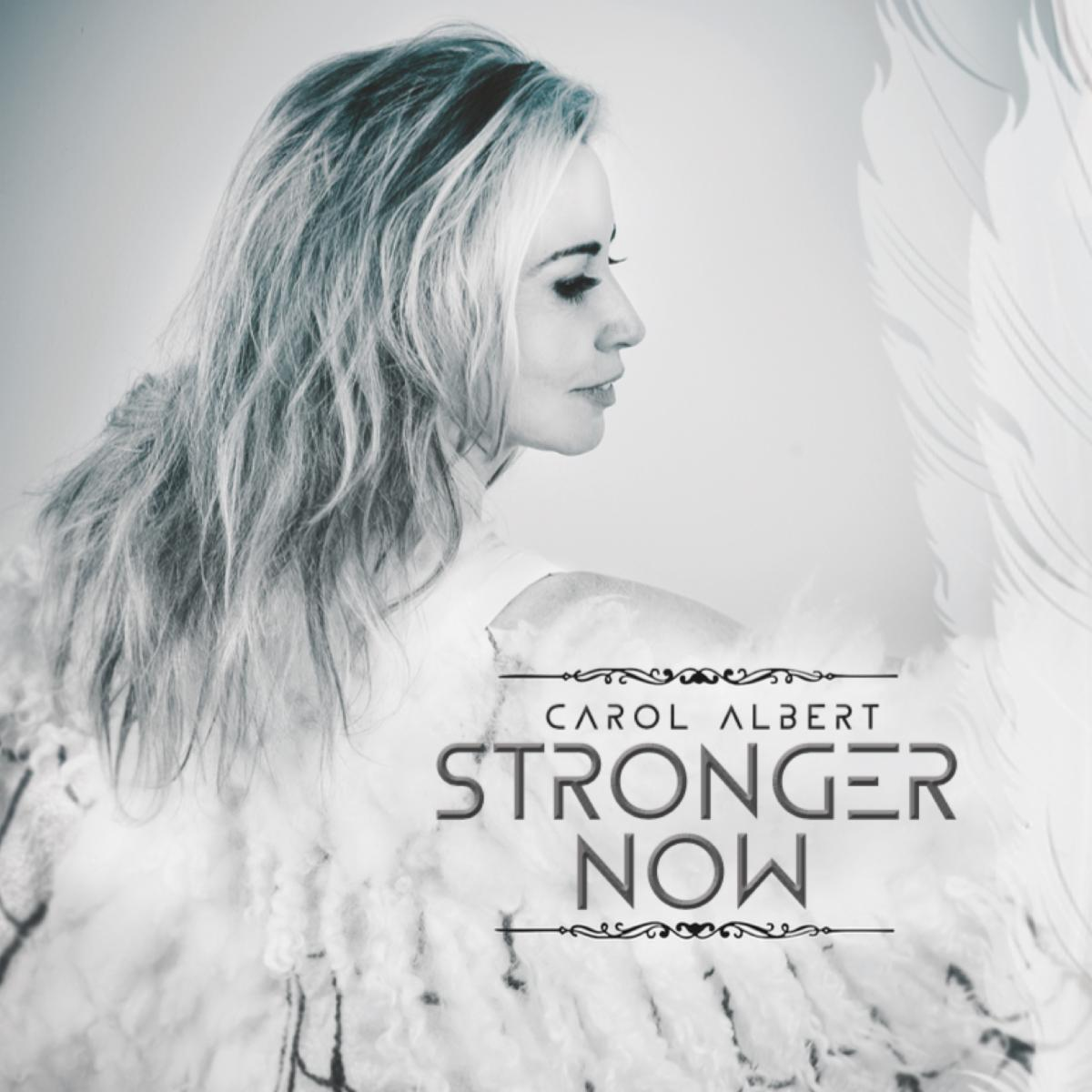 Watch Video Clip for 'Stronger Now' by Carol Albert
