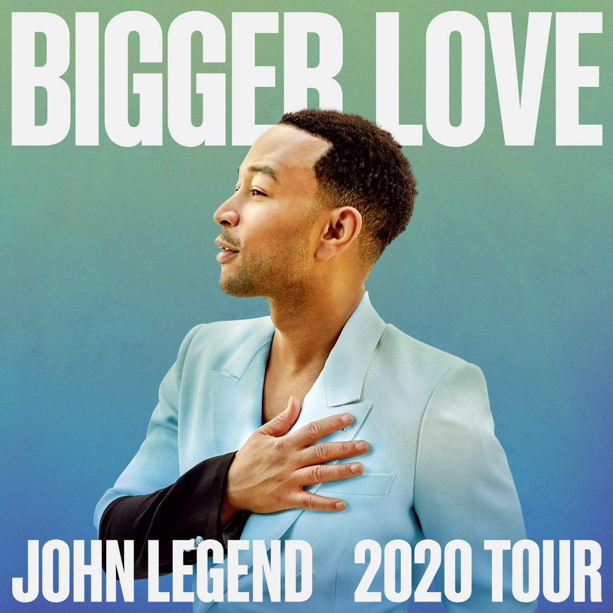 "John Legend ""Bigger Love"" Tour 2020"