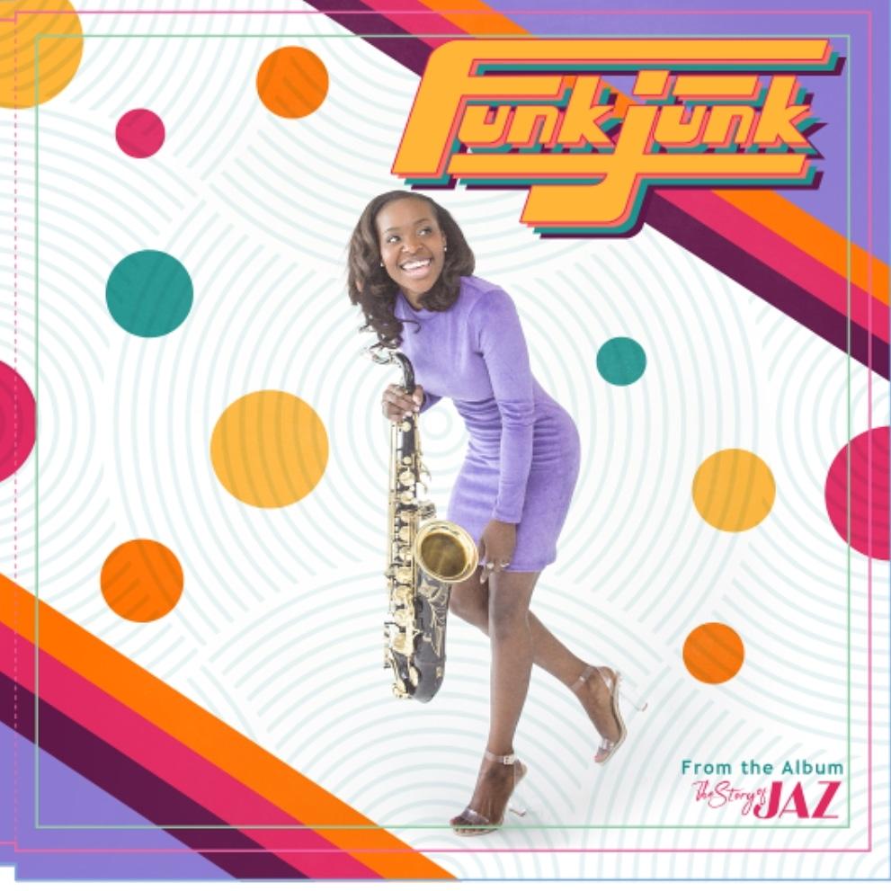 Listen To 'Funk Junk' by Jazmin Ghent
