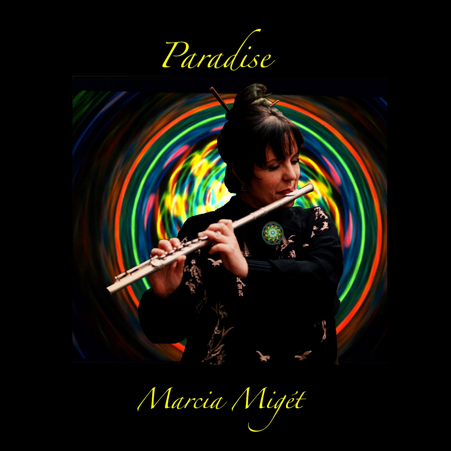Listen to 'Paradise' by Marcia Miget
