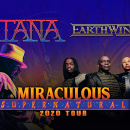 Santana and Earth Wind & Fire North American Tour