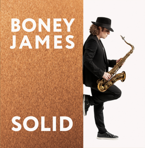 Boney James Announces 'Solid' for April 17