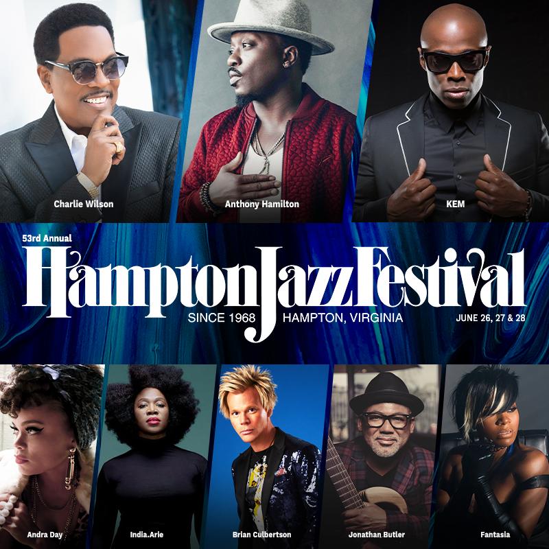 Hampton Jazz Festival 2020