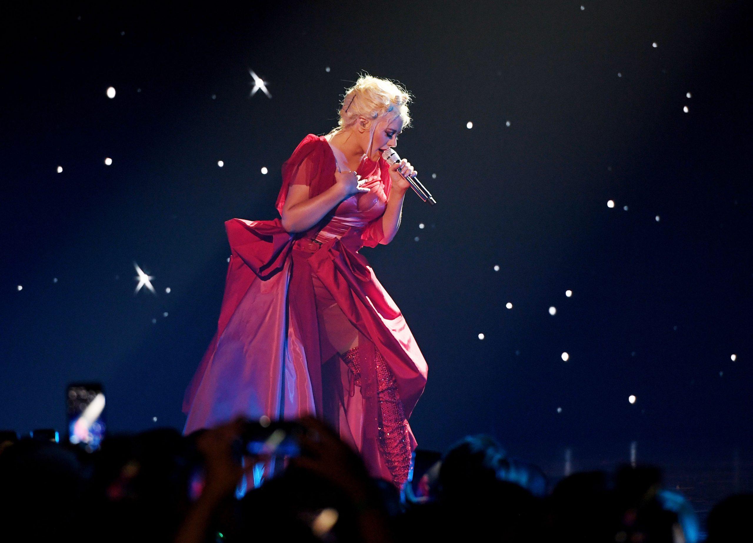 Christina Aguilera Las Vegas Residency 2020