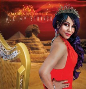 Mariea Antoinette Announces Album 'All My Strings' for April 24th