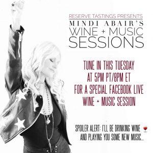 Watch Mindi Abair's Wine & Music Sessions