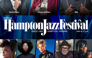 Hampton Jazz Festival Postponed