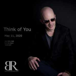 Listen to 'Think Of You' by Brendan Rothwell