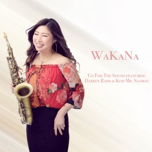 Listen to 'Go For The Sound' by WaKaNa
