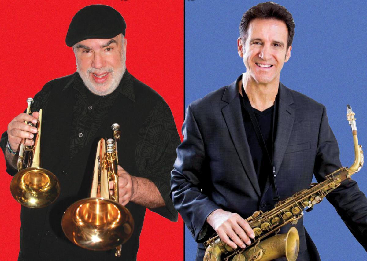 Randy Brecker & Eric Marienthal Double Dealin'