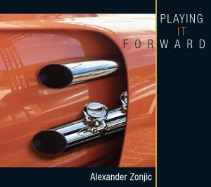 Alexander Zonjic Announces 'Playing It Forward' for October 9