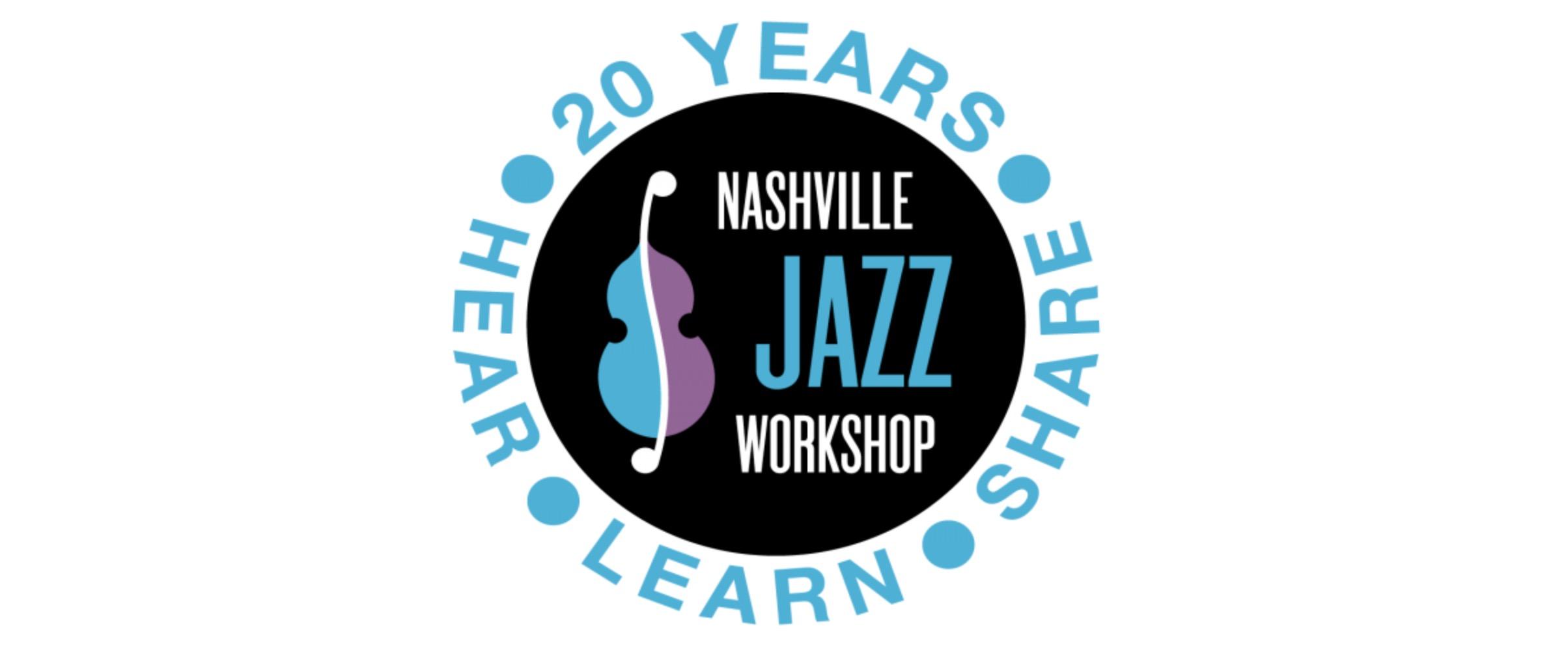 Nashville Jazz Workshop Jazzmania 2020 Online Jazz Party & Fundraiser