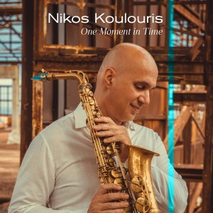 Nikos Koulouris 'One Moment In Time' is Out Now