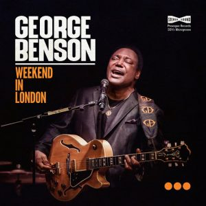 George Benson 'Turn Your Love Around' Live