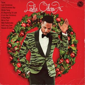 Leslie Odom Jr 'The Christmas Album' Is Out Now