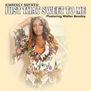 Listen to 'Just That Sweet to Me' by Kimberly Brewer