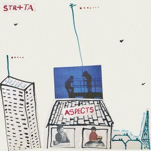 STR4TA featuring Bluey Announces Album 'Aspects' for March 26