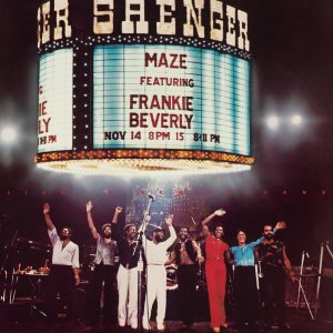 Frankie Beverly and Maze 'Live In New Orleans' 40th Anniversary Reissue Out February 19