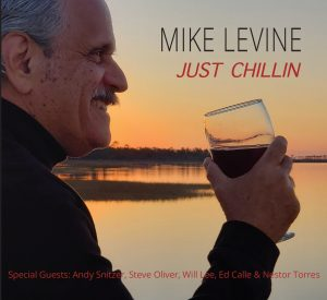 'Just Chillin' by Pianist Mike Levine is Out Now