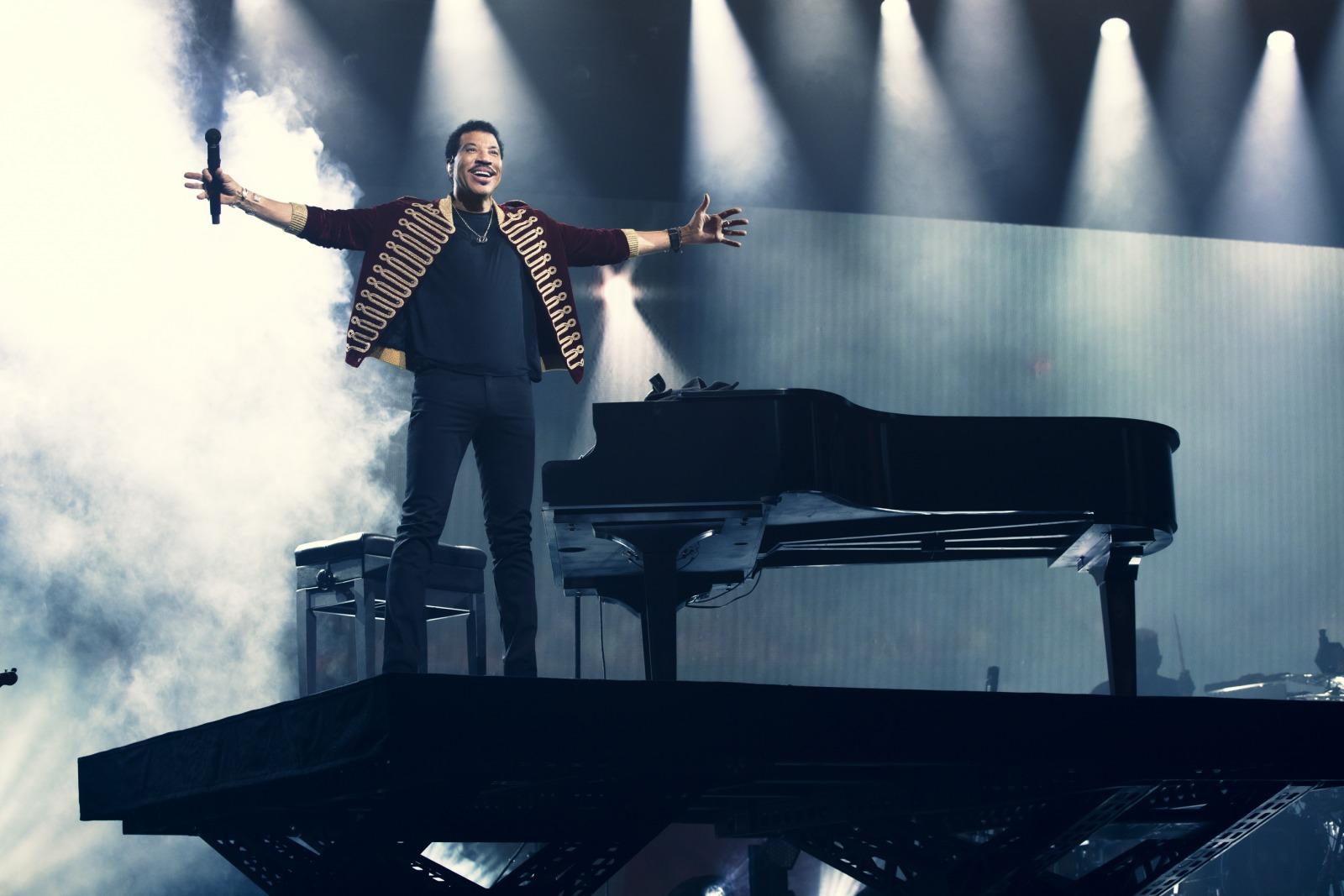 Lionel Richie A Legend In Las Vegas 2021