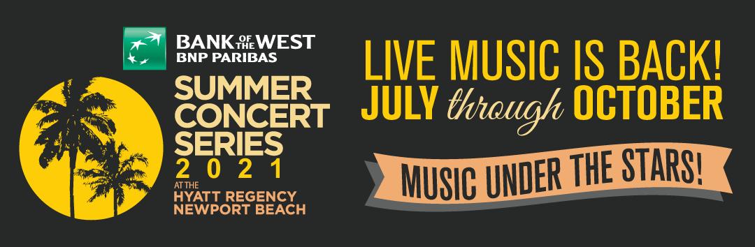 Summer Concert Series Newport Beach